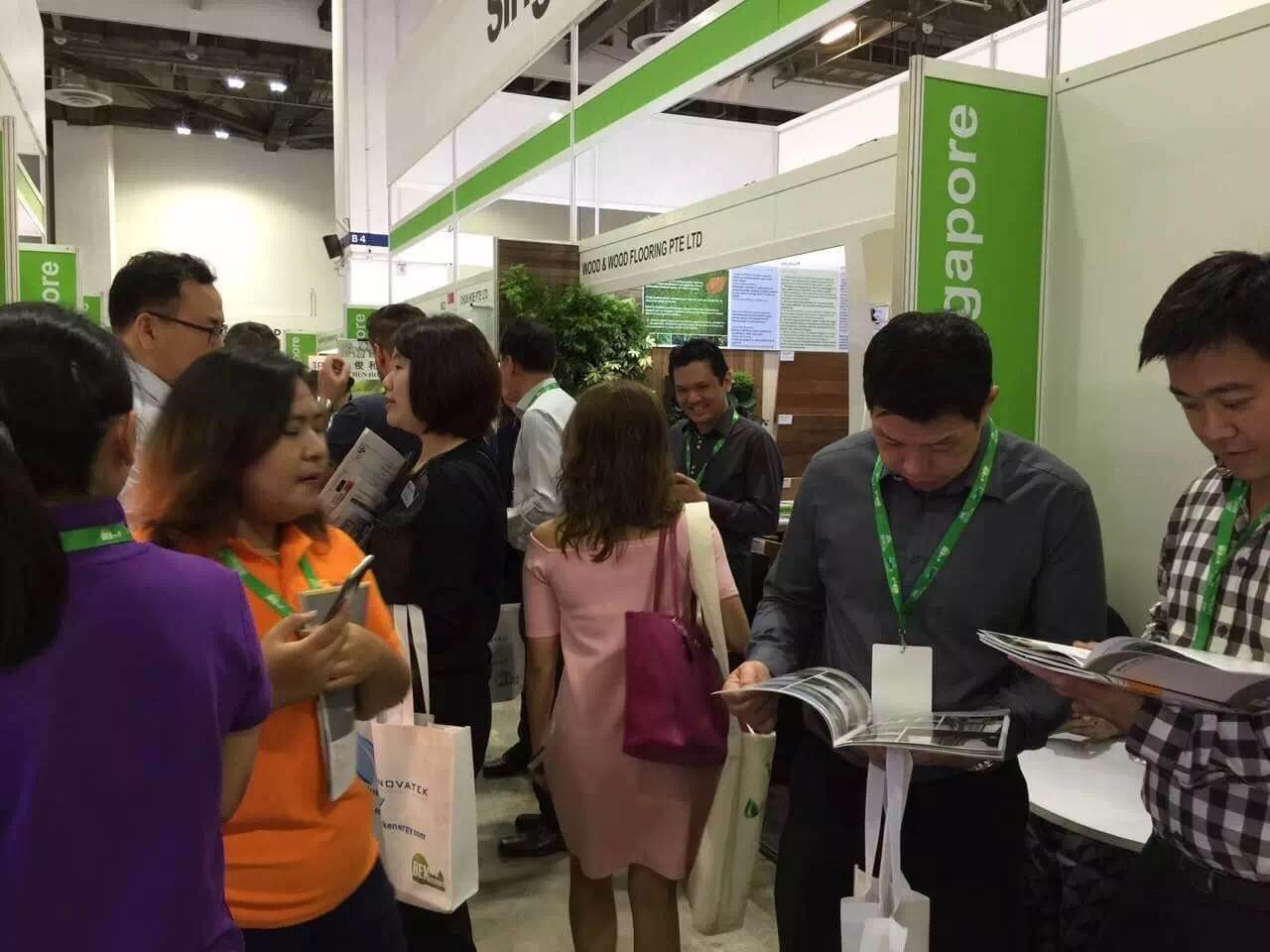 BEX Asia 2016 Green Building Exhibition (7 SEP - 9 SEP 2016)