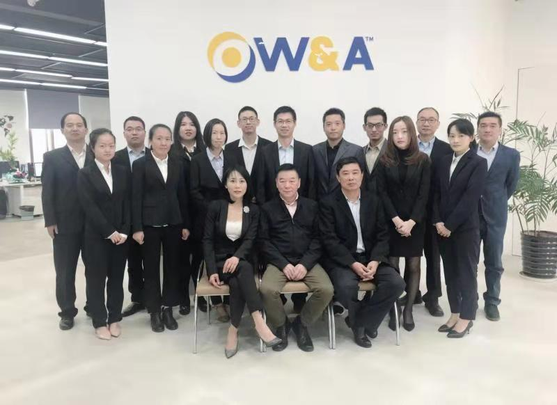 Attach are the W&A holding group photo for you to submit to our best design and build award for singapore BCA