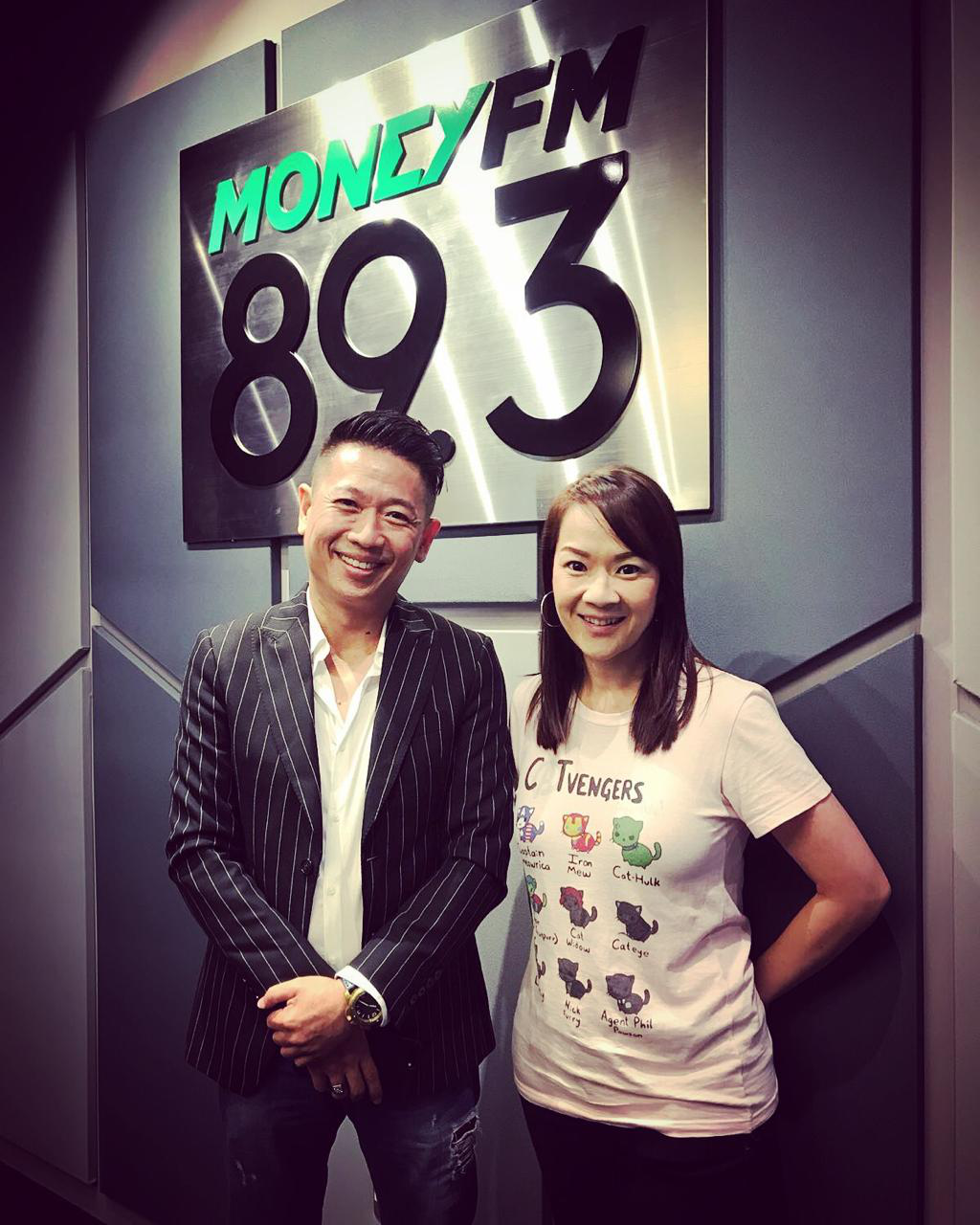 MONEY FM 89.3 RADIO INTERVIEW