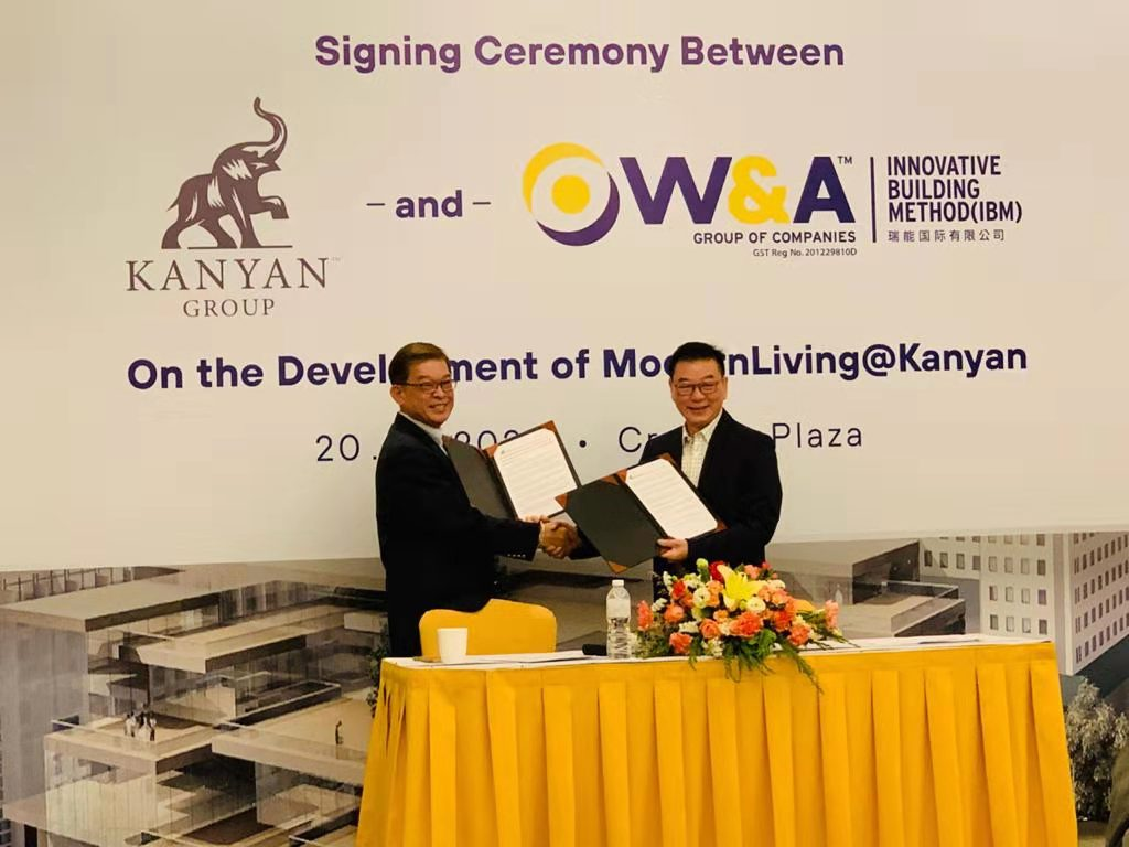 Modern Living @Kanyan project to provide affordable housing in laos